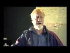 Bill Mollison teaching Permaculture, a designers manual (12/16 Aquaculture)