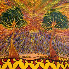 Amazon Rainforest Paintings - John Dyer Gallery