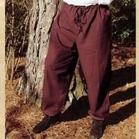 Renaissance Pants - renaissance costume medieval clothing (will make for cody wody) Renaissance Costume, Renaissance Clothing, Medieval Fashion, Historical Clothing, Renaissance Men, Costume Halloween, Medieval Pants, Mens Garb, Viking Clothing