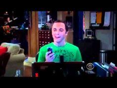 LMAO, I love Sheldon's Cooper laugh!