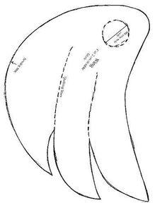 Игрушки своими руками выкройки. Символ 2017 года петух