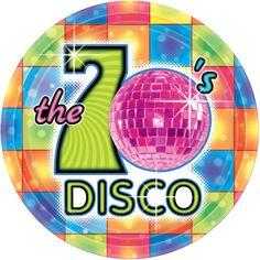 70 era pics   Platos estilo años 70 -música disco