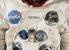 Marking 46 years since the 1969 moon landing, the Smithsonian National Air and Space Museum has launched a crowdsourcing project that would help to conserve and digitize the famous Apollo 11 spacesuit Neil Armstrong wore when he first set foot on the moon in time for the 50th anniversary of the Apollo Moon landing.