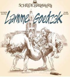Lamme Goedzak - 7% - Scheldebrouwerij - Meer (B) - http://www.scheldebrouwerij.nl/