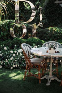 Dior Saint Tropez via Fashion Mumbler Life Is Beautiful, Beautiful Places, Beautiful Gardens, Deco Cafe, San Tropez, Fashion Mumblr, Bali, Dior, Mekka