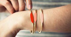 Sunset Trio Bracelets