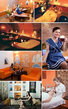 Wallachia • Czech Republic | Cosmetics - Beer Spa | LoveLockStore - Hang on to what you love