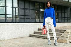 London Fashion Week Street Style Fall 2017 - Street Style at London Fashion Week 2017