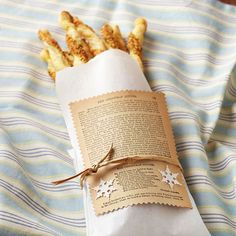 Holiday Cheese Straws