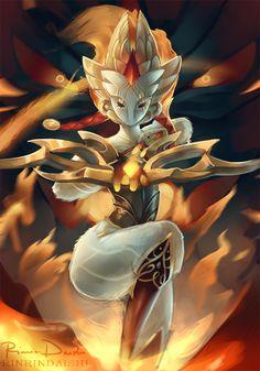 rinrindaishi: Shadowfire Kindred by RinRinDaishi