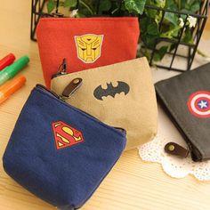 Hero Alliance Wallet Simple Fashion Canvas Purse Cartoon Small Mini Coin Bag Key Wallet Coin Wallet Children Kids LQB74♦️ SMS - F A S H I O N 💢👉🏿 http://www.sms.hr/products/hero-alliance-wallet-simple-fashion-canvas-purse-cartoon-small-mini-coin-bag-key-wallet-coin-wallet-children-kids-lqb74/ US $1.23