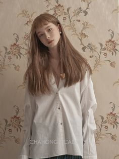 Bambi Brown Hair Long Straight Locks Almost all the hair colour trends 2019 to inspire you to improv Korean Hairstyles Women, Asian Men Hairstyle, Hairstyles With Bangs, Straight Hairstyles, Girl Hairstyles, Japanese Hairstyles, Asian Hairstyles, Korean Hair Color Brown, Brown Hair Colors