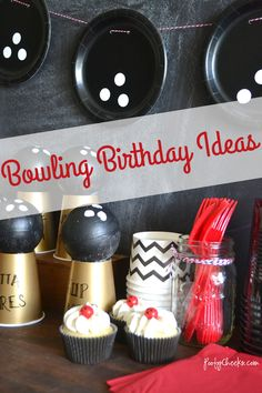 Bowling Birthday Party Tips and Ideas #party #bowling
