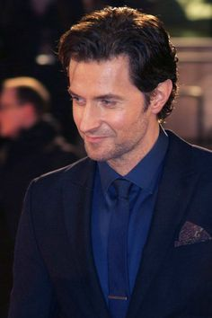 Richard Armitage at the Berlin premiere of The Hobbit: The Desolation of Smaug, December 9 2013
