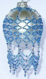 September Sapphire Ornament $7.95