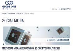 #GlobeOneDigital http://www.globeone.gr/digital-services/social-media/
