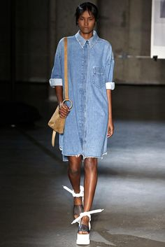 MM6 Maison Martin Margiela | NYFW| Spring 2015 Ready-to-Wear - Collection