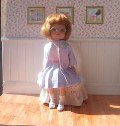 """Doll Clothes for 8"""" Betsy McCall, Ann Estelle and Madeline by GrandmasBliss on Etsy https://www.etsy.com/listing/84163297/doll-clothes-for-8-betsy-mccall-ann"""