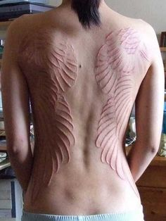 Skin Carving