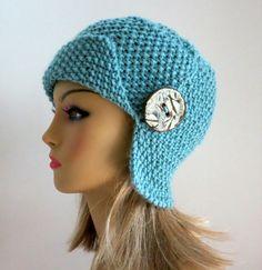 PDF 122 Hat Pattern Nastasia Cloche Victorian por WomanOnTheWater