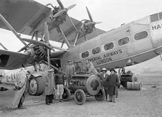 1930s Commercial Aircraft |