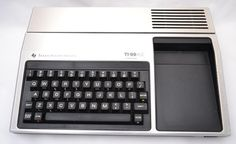 Vintage Texas Instruments TI-99/4A Home Computer System for Display or Parts