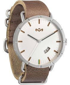 MARLEY Hitch Saddle Brown Leather Strap Μοντέλο: WM-FA004-SD Τιμή: 140€ http://www.oroloi.gr/product_info.php?products_id=33971