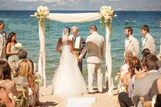 Lake Tahoe wedding by @ofdevents , @mikelarson , @tellierm , @blueprintst , @cprandtents , @latavola