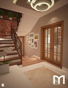 Hol / Przedpokój styl Vintage - zdjęcie od Mart-Design Architektura Wnętrz - Hol / Przedpokój - Styl Vintage - Mart-Design Architektura Wnętrz