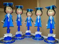 Fofuplumas Graduados.