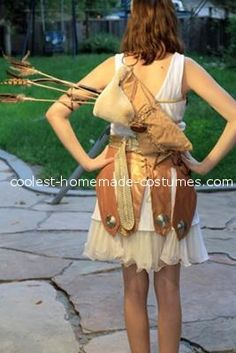 Coolest Artemis Greek Goddess Costume ... This website is the Pinterest of costumes