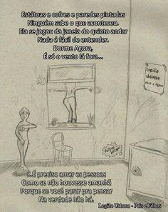 Pais e Filhos - Legião Urbana (Composição: Dado Villa-Lobos / Renato Russo)