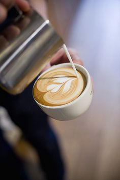 Latte Art repined by Coffee Coupon / TechNews24h.com