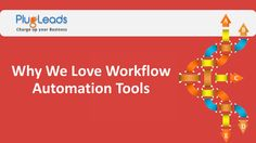 Why We Love Workflow Automation Tools http://bit.ly/1VgrO0M