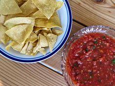 Perfect for summer and backyard barbecues! Watermelon Fruit Salsa Recipe #summer #backyard