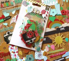 Listing is for: 136 pieces/lot pvc Die Cuts  These diecuts are so colorful and beautiful ! youll love it! ♥ Perfect for planner decoration ,scrapbooking, arts & crafts, packaging, and paper products.  DIY and dress up your work space, organize your stationery, Use it to gift wrap, decorate your planner or journal- Theres endless possibilities!  Shipping & Handling time:♥ ♥ FREE SHIPPING ♥ ♥ I usually ship within 1 business day of receiving cleared payment.  USA Estimated Deliver...
