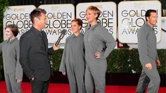 LOS ANGELES—Pundits from across the entertainment industry are hailing the fashion requirements put in place at last night's Golden Globes as a resounding success, agreeing that the Hollywood Foreign Press' mandate that all celebrities w...