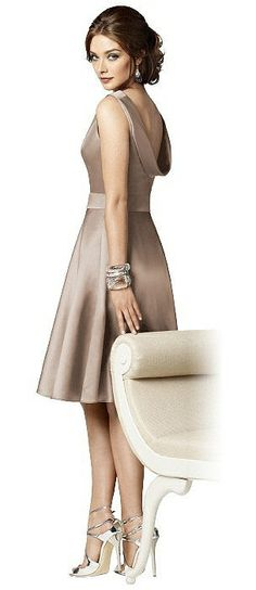 Mix &amp- Match Bridesmaid Dresses : The Dessy Group Style D570 - In ...