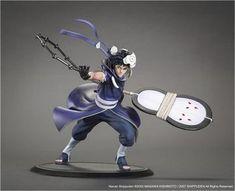 NARUTO SHIPPUDEN Shikamaru Kakashi Uzumaki PVC Action Figur Puppe 6Pcs Topper