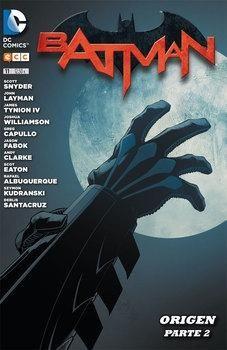 Batman Vol.11 Origen. Parte 2