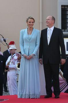 Prince Albert of Monaco marries Charlene Wittstock: Royal wedding photos