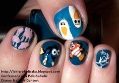 79 Wonderful Disney Nail Art Designs photo We've Got You Covered's photos