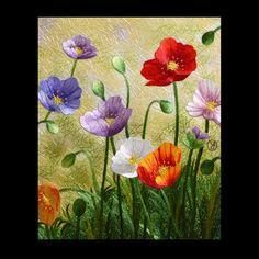 Handmade Embroidery Art ~ Yan's Design