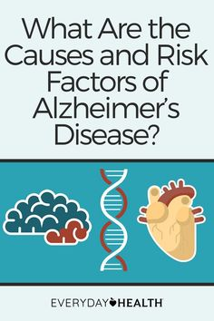 Learn what puts you at risk for Alzheimer's disease.