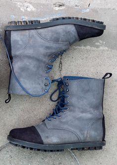 Nubuck boots – Accessories – GUDRUN SJÖDÉN