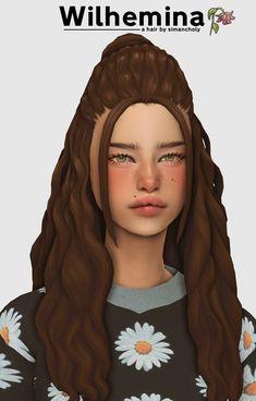 Sims 4 Cc Packs, Sims 4 Mm Cc, Sims 4 Cc Skin, Sims Four, Sims 4 Cas, My Sims, Maxis, Sims 4 Hair Male, Sims 4 Anime