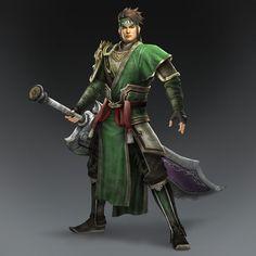 Dynasty Warriors 8: Empires - Guan Ping