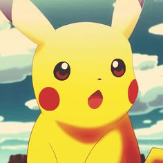 My Collection of Cute Pikachu Gifs #Pokemon #Pikachu