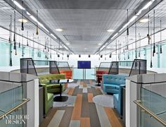 BBC NEws Cool Offices Inspiring Workspace Interior Design At Work Office Decor