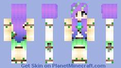 Ihascupquake; Enchanted Oasis (◡‿◡✿) Minecraft Skin